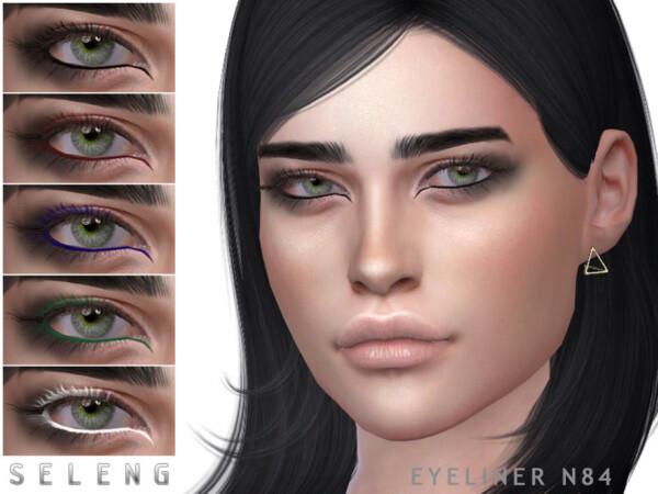 Eyeliner N84 by Seleng from TSR