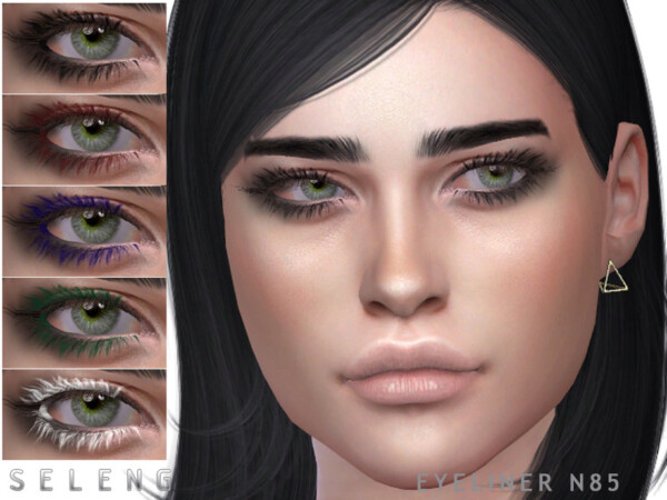 Eyeliner N85 by Seleng from TSR