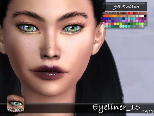 Eyeliner 15 by tatygagg from TSR