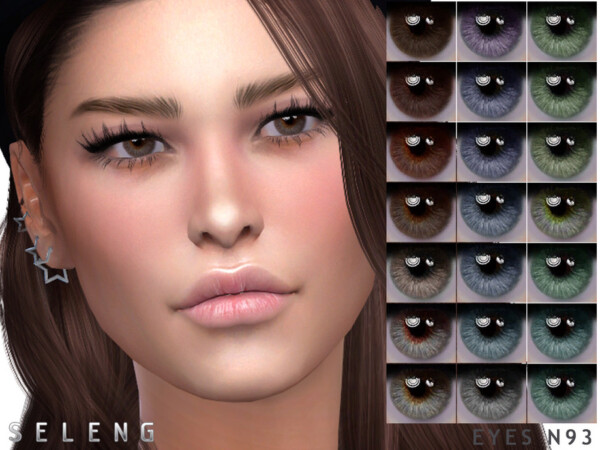 Eyes N93 by Seleng from TSR