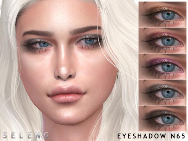 Eyeshadow N65 by Seleng from TSR