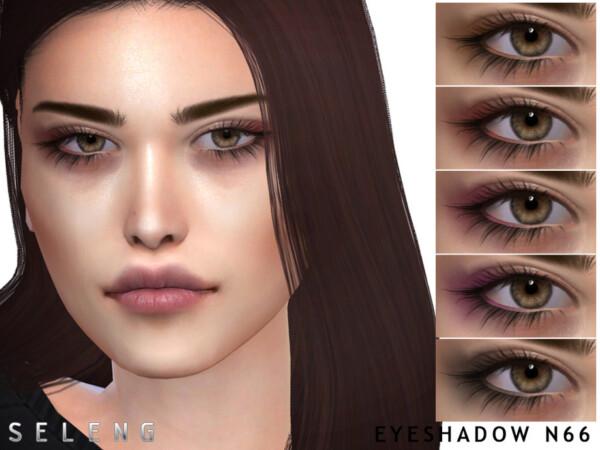 Eyeshadow N66 by Seleng from TSR