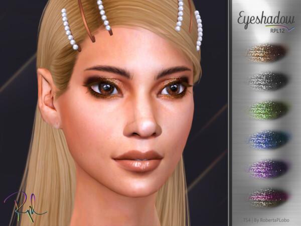Eyeshadow RPL10 by RobertaPLobo from TSR