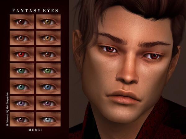 Fantasy Eyes by Merci from TSR