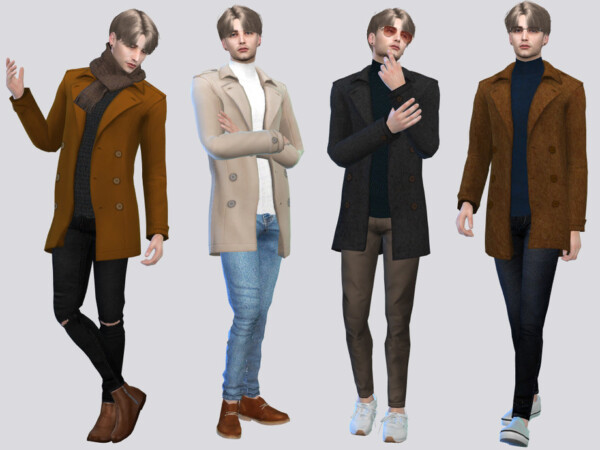 Franklin Fall Jacket by McLayneSims from TSR