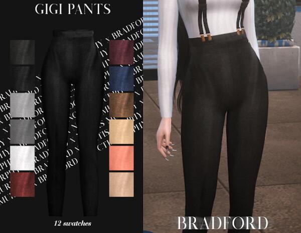 Gigi Pants from Murphy