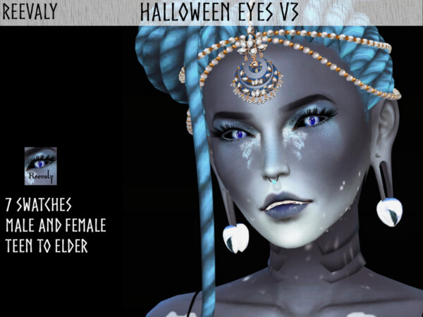 Halloween Eyes V3 by Reevaly from TSR