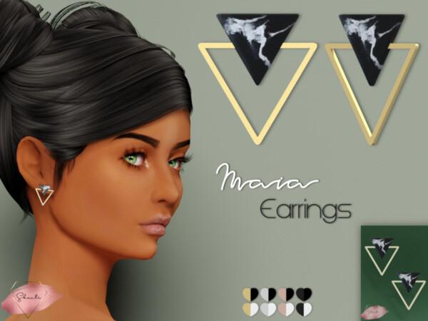 Maia Earrings by Shanti from TSR
