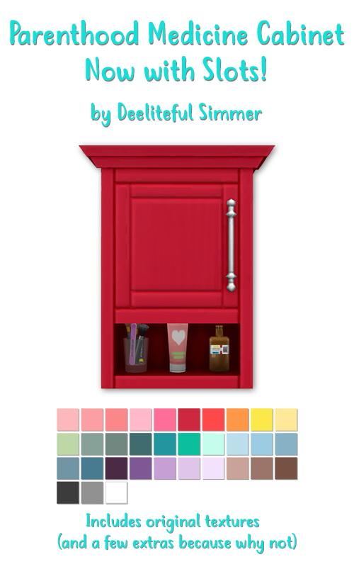 Medicine Cabinet from Deelitefulsimmer