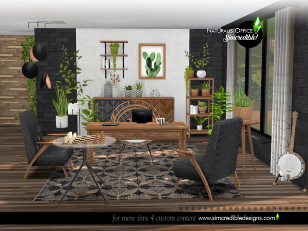 Naturalis Office by SIMcredible! from TSR