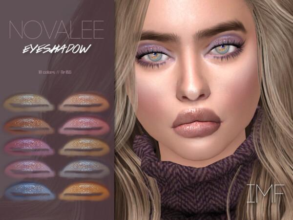 Novalee Eyeshadow N.165 by IzzieMcFire from TSR