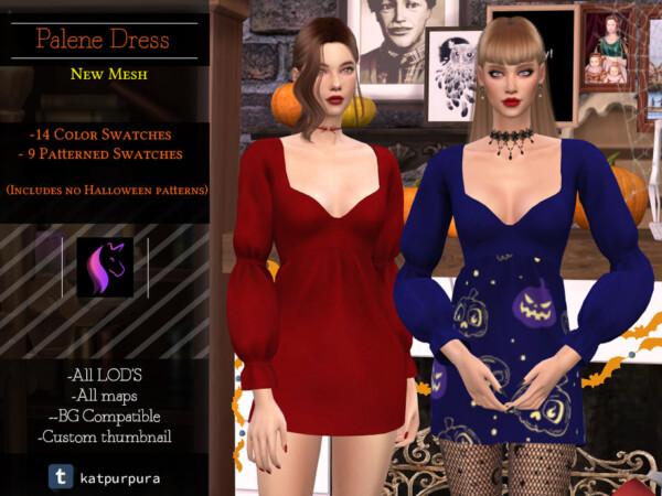 Palene Dress by KaTPurpura from TSR