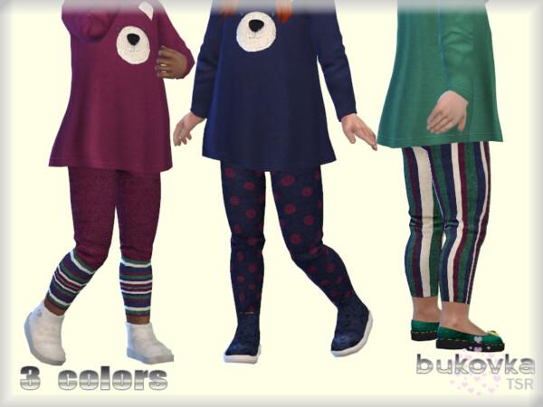 Pants Toddler by bukovka from TSR
