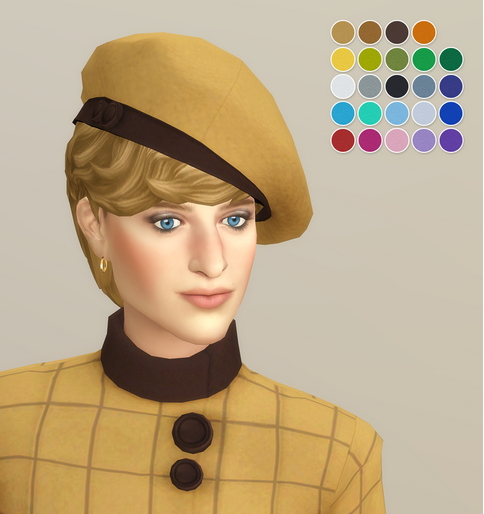 Princess Of Hat III from Rusty Nail