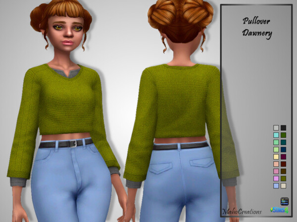 Pullover Dawnery by MahoCreations from TSR