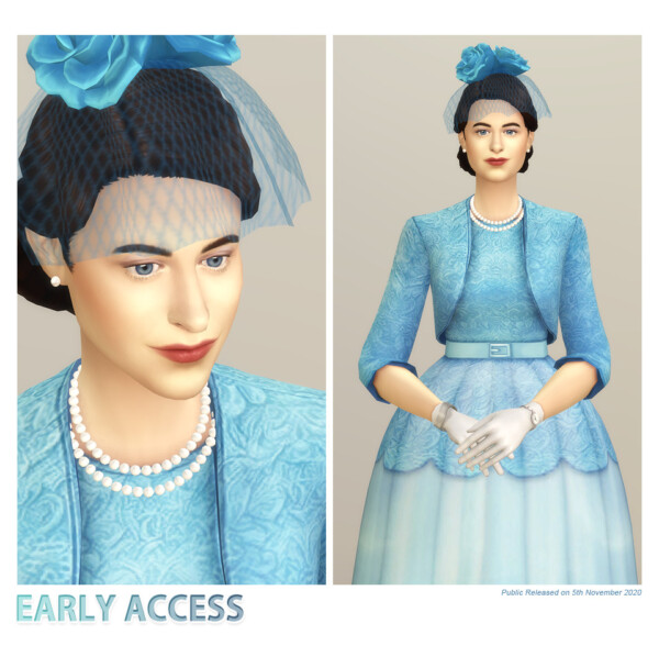 Queen of Blue from Rusty Nail