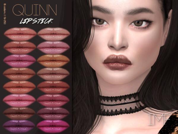 Quinn Lipstick N.293 by IzzieMcFire from TSR