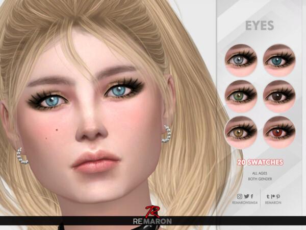 Realistic Eye N14 by remaron from TSR