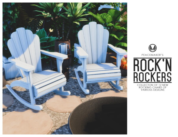Rock'n Rockers from Simsational designs