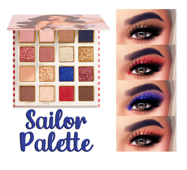Sailor Palette from Kenzar Sims