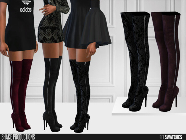 534 Boots by ShakeProductions from TSR