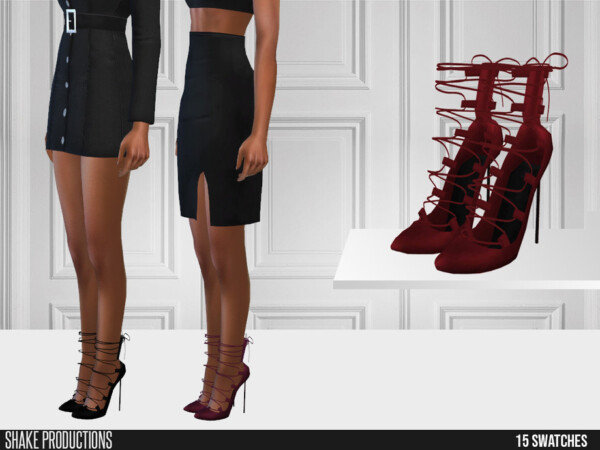 545 High Heels by ShakeProductions from TSR