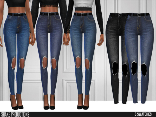 546 Jeans by ShakeProductions from TSR