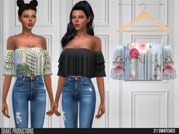 547  Blouse by  ShakeProductions from TSR