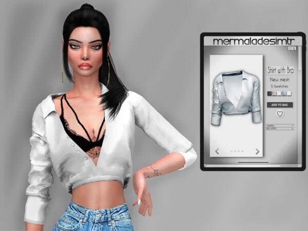 Shirt MC72 by mermaladesimtr from TSR