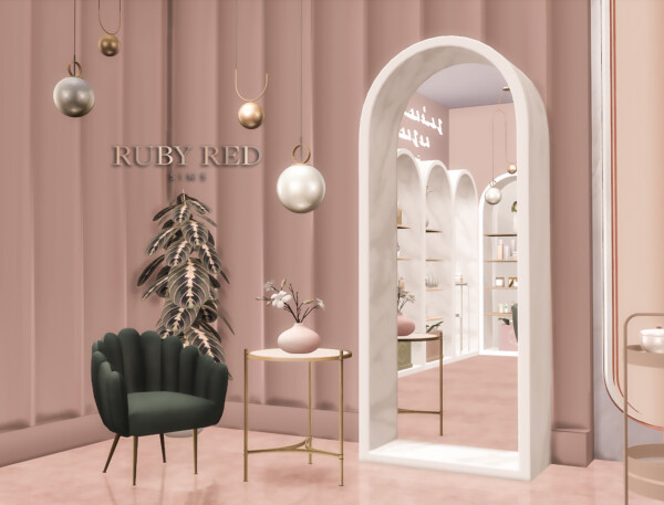 Wellness and Beauty Spa Center from Ruby`s Home Design