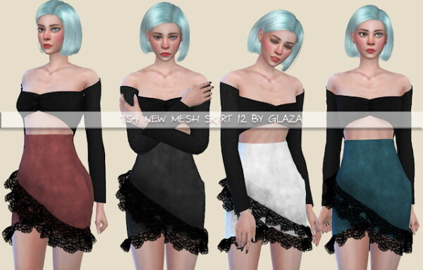 Skirt 12 from All by Glaza