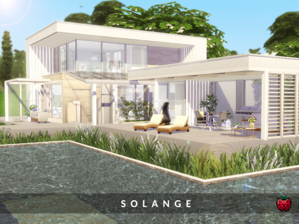 Solange Home by melapples from TSR