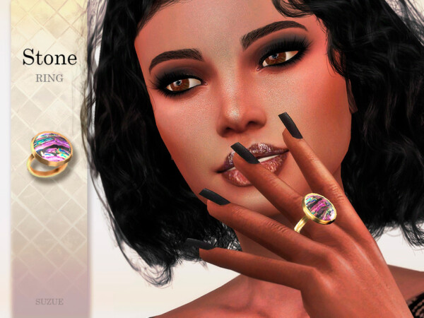 Stone Ring by Suzue from TSR