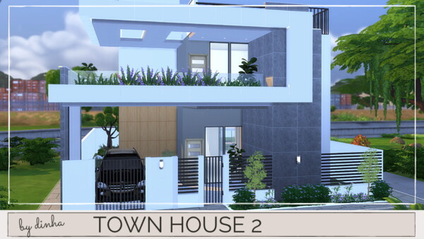 Town House 2 from Dinha Gamer