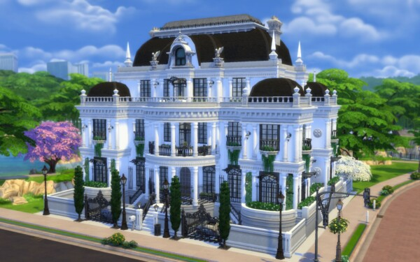 The City Palace by alexiasi from Mod The Sims