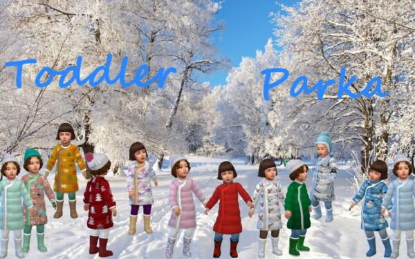 Toddler Parka from Birkschessimsblog