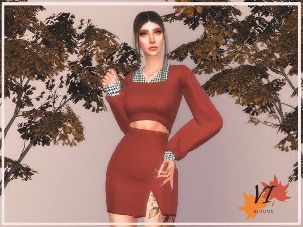 Top I   Autumn VI by Viy Sims from TSR