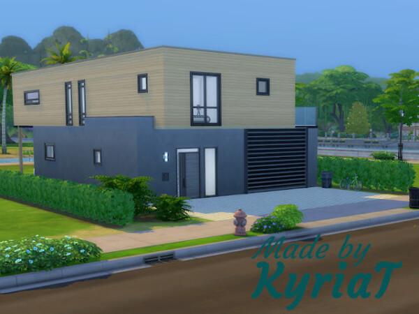 Villa Sogsti from KyriaTs Sims 4 World
