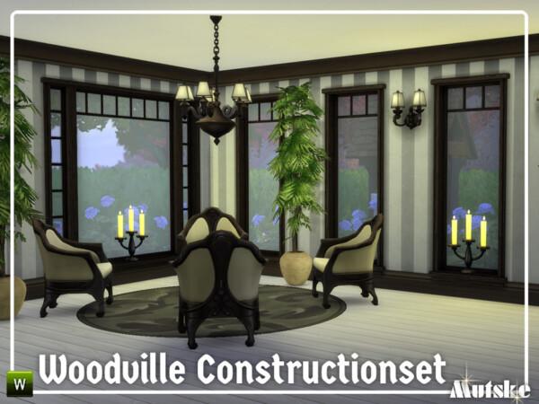 Woodville Construction Set Part 1 by mutske from TSR