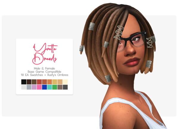 Yvette Dreads from Nolan Sims