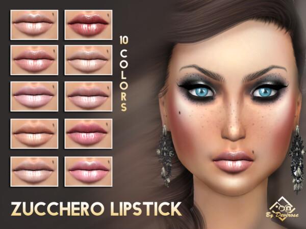 Zucchero Lipstick by Devirose from TSR