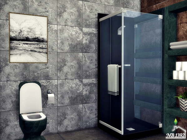 Bathroom Aron by nobody1392 from TSR