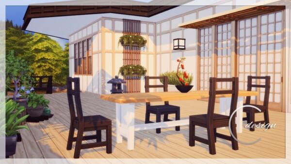 Japanese Luxury House from Cross Design