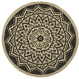 Classic Round Rug Collection from Pop Sims Culture