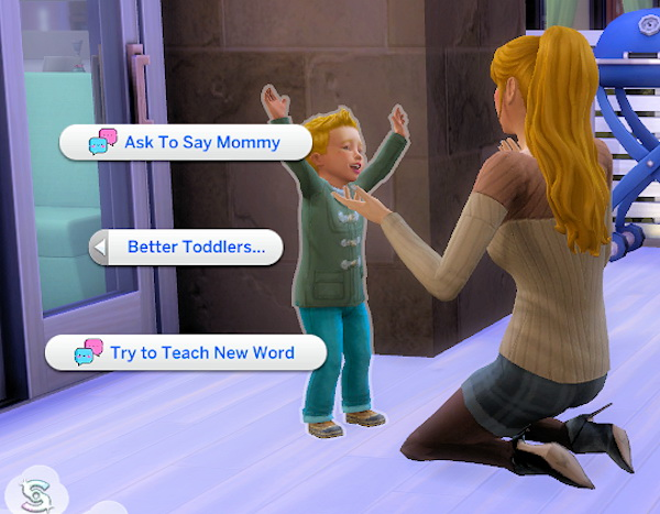 Better Babies and Toddlers by Caradriel from Mod The Sims