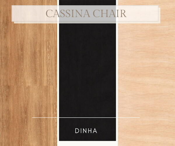 Cassina Dining Collection from Dinha Gamer