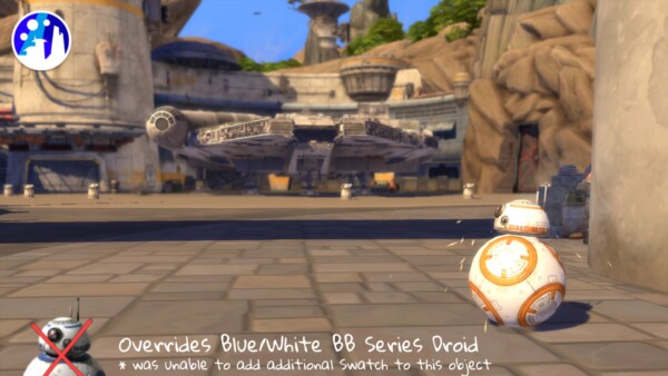 BB 8 from Mod The Sims