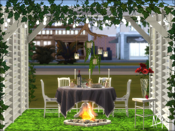 Romantic Dinner by ALGbuilds from TSR