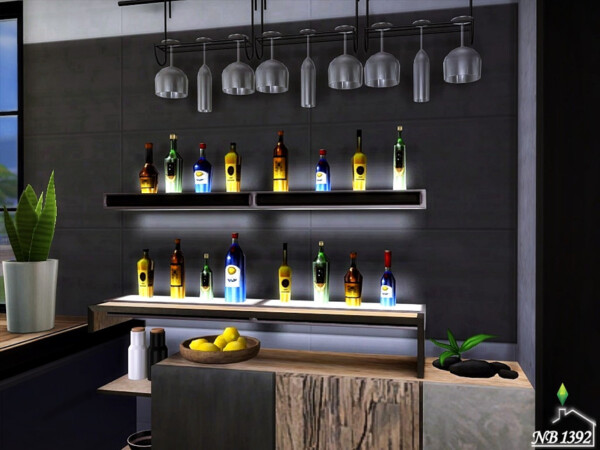 Kitchen Aron by nobody1392 from TSR