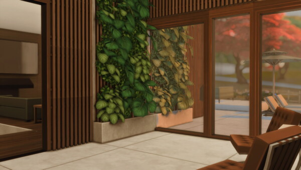Boxy Minimalist Home from Gravy Sims